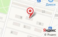 Схема проезда до компании БИГ ХАУС в Больших Вязёмах