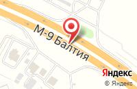 Схема проезда до компании Bravo-Hostel в Покровском