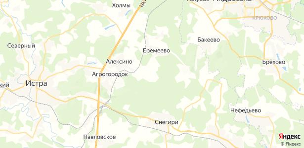 Подпорино на карте