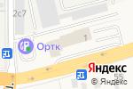 Схема проезда до компании ГорЗдрав в Малых Вязёмах