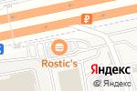 Схема проезда до компании KFC в Краснознаменске