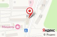 Схема проезда до компании Московская Служба Коммунального Сервиса в Таганьково