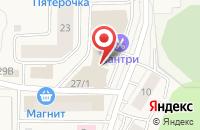 Схема проезда до компании Магазин тканей в Таганьково