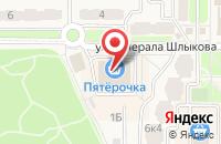 Схема проезда до компании Винтрестъ в Краснознаменске