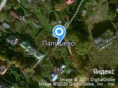 Московская область, деревня Папушево, Одинцовский район