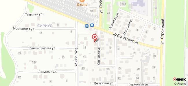 Краснознаменск (Краснознаменск ЗАТО, Московскаяобл.), Сосновая, 4