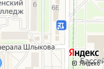 Схема проезда до компании Пивные традиции в Краснознаменске