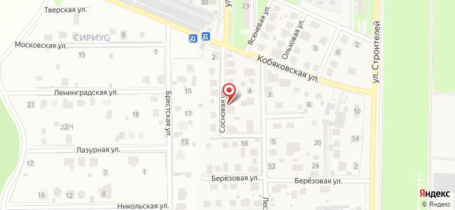 Краснознаменск (Краснознаменск ЗАТО, Московскаяобл.), Сосновая, 9