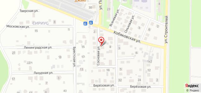 Краснознаменск (Краснознаменск ЗАТО, Московскаяобл.), Сосновая, 7