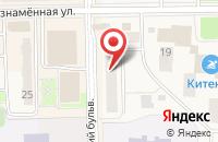 Схема проезда до компании Авиатрансагентство в Краснознаменске