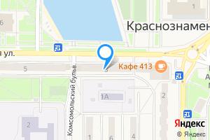 Сдается трехкомнатная квартира в Краснознаменске Московская область, Молодёжная улица, 3
