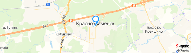 город Краснознаменск