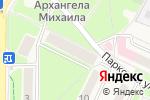 Схема проезда до компании Платежный терминал, Московский кредитный банк, ПАО в Краснознаменске