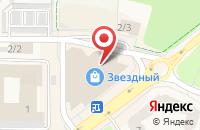 Схема проезда до компании Zolla в Краснознаменске