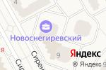 Схема проезда до компании Магазин мяса в Рождествене