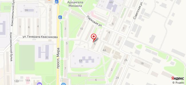 Краснознаменск (Краснознаменск ЗАТО, Московскаяобл.), Парковая, 6