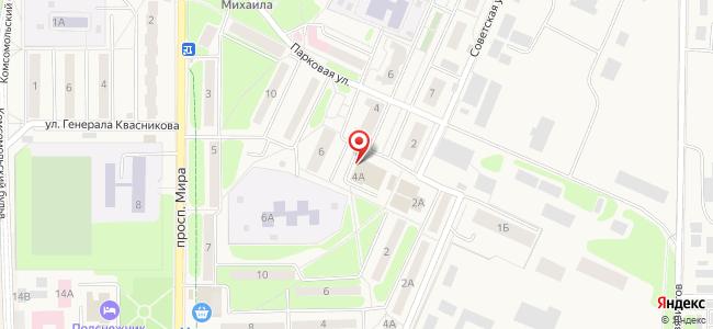 Краснознаменск (Краснознаменск ЗАТО, Московскаяобл.), Парковая, 4а