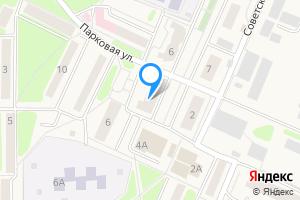 Однокомнатная квартира в Краснознаменске Парковая улица, 4