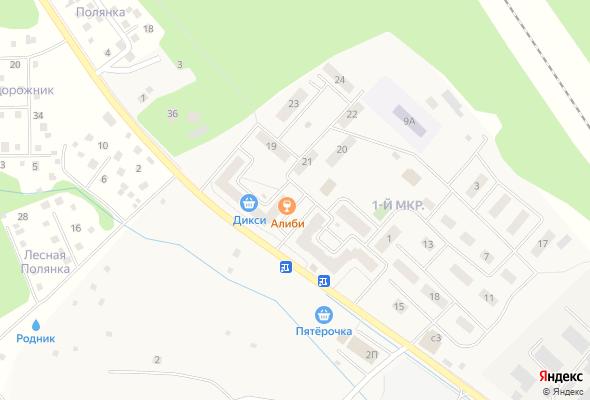 жилой комплекс Поварово Первый