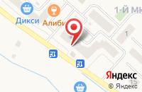 Схема проезда до компании Поварово-Первый в Поварово