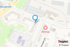 Снять двухкомнатную квартиру в Краснознаменске Советская улица, 2