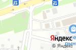 Схема проезда до компании Шиномонтажная мастерская в Павловской Слободе