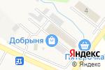 Схема проезда до компании ACV в Юрьево