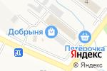 Схема проезда до компании Пекарня в Юрьево