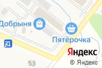 Схема проезда до компании Чесночок в Юрьево
