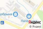 Схема проезда до компании Магазин мясной продукции в Юрьево
