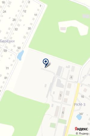 ТФ LTECH на карте Солнечногорска
