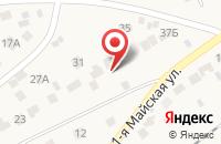 Схема проезда до компании Стиль в Апрелевке