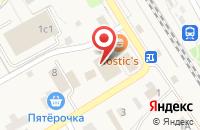 Схема проезда до компании НиккиН в Поварово