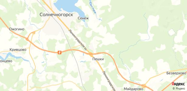 Карпово на карте
