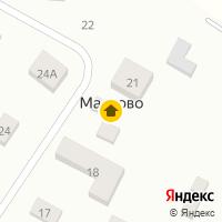 Световой день по адресу Россия, Московская область, Солнечногорский район, Маслово