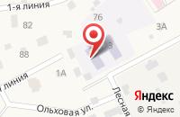 Схема проезда до компании Детский сад №27 в Поварово