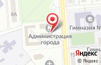 Схема проезда до компании Производственно-Коммерческая Фирма «Алексинская Телекомпания» в Алексине