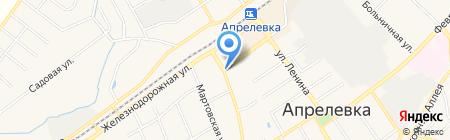 QIWI Post на карте Апрелевки