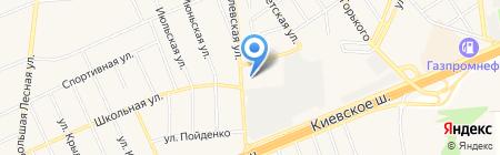 Автоаптека на карте Апрелевки