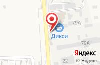 Схема проезда до компании ТЕХ-ПЛАСТ в Апрелевке