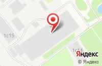 Схема проезда до компании Трест Теплопроектспецстрой в Апрелевке