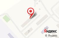 Схема проезда до компании Шиномонтажная мастерская в Пешках