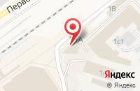 Схема проезда до компании БЕГЕМОТиК в Апрелевке