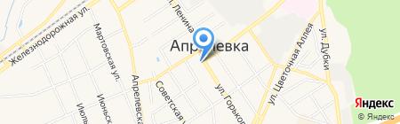 Администрация городского поселения Апрелевка на карте Апрелевки