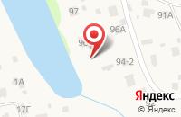 Схема проезда до компании Енгалыш в Енгалышево