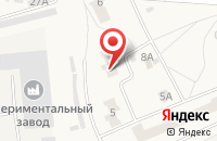 Схема проезда до компании Фирма Екатерина в Апрелевке