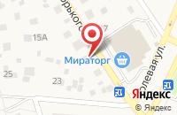 Схема проезда до компании Доверие в Апрелевке