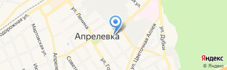 Наро-Фоминскмежрайгаз на карте Апрелевки