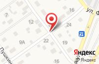 Схема проезда до компании Купеческая лавка в Апрелевке