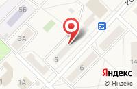 Схема проезда до компании Березка в Апрелевке